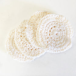 Organic Cotton Facial Rounds
