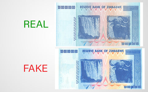 fake zimbabwe currency