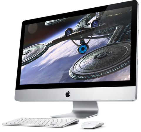 Refurbished - Apple iMac (A1224) Mid-2009 20-Inch Intel Core 2 Duo 2.00GHz 500GB Hard Drive 4GB Ram OS X 10.11 El Capitan