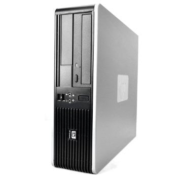 Refurbished - HP Compaq DC7800 SFF Intel Core 2 Duo 2GB Ram 160GB Hard Drive Windows 7 Desktop Tower