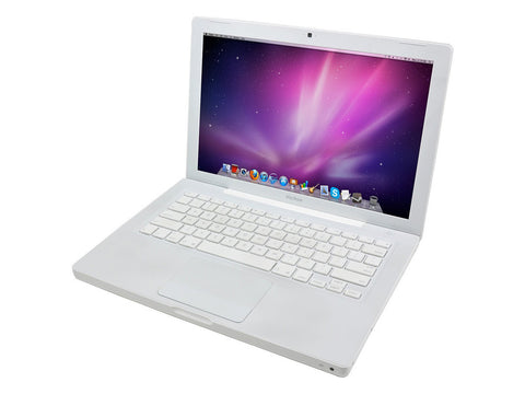 Refurbished - Apple MacBook (A1181) Mid-2007 13.3-Inch Intel Core 2 Duo 2.00GHz 500GB Hard Drive 4GB Ram OS X 10.6.8 Snow Leopard - Novo Computers UK