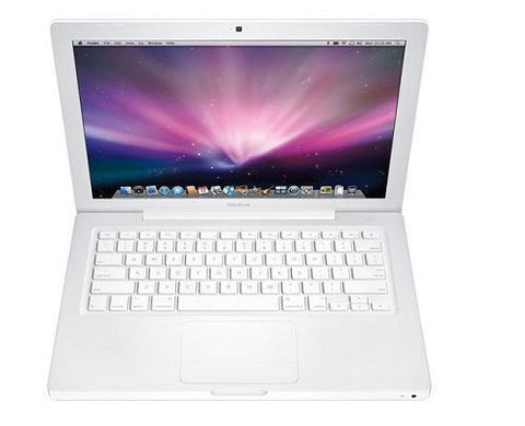 Refurbished - Apple MacBook (A1181) Late-2006 13.3-Inch Intel Core 2 Duo 1.83GHz 160GB Hard Drive 2GB Ram OS X 10.6.8 Snow Leopard - Novo Computers UK