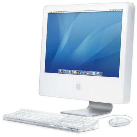 Refurbished - Apple iMac (A1207) Late-2006 20-Inch Intel Core 2 Duo 2.16GHz 250GB Hard Drive 3GB Ram OS X 10.7.5 Lion