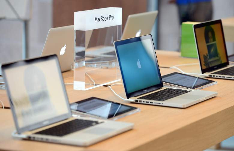 Refurbished Apple MacBooks