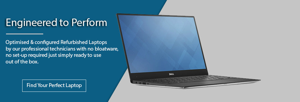 Cheap Certified Refurbished Laptops For Sale UK