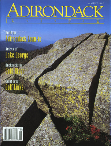 July/August 1997 issue - Lean-To Design