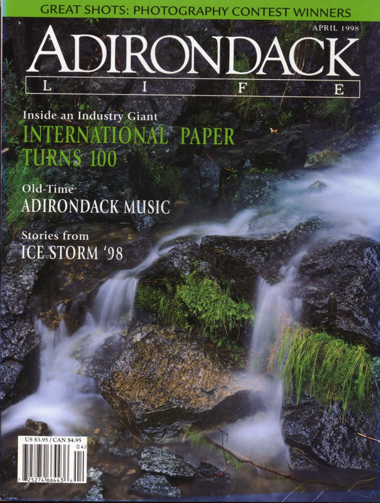 March/April 1998 issue - Old Time Adirondack Music