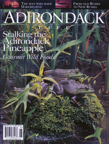 May/June 2001 issue - Arto Monaco