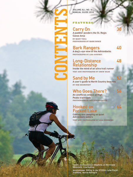 Adirondack Life Back Issue - Annual Guide 2010