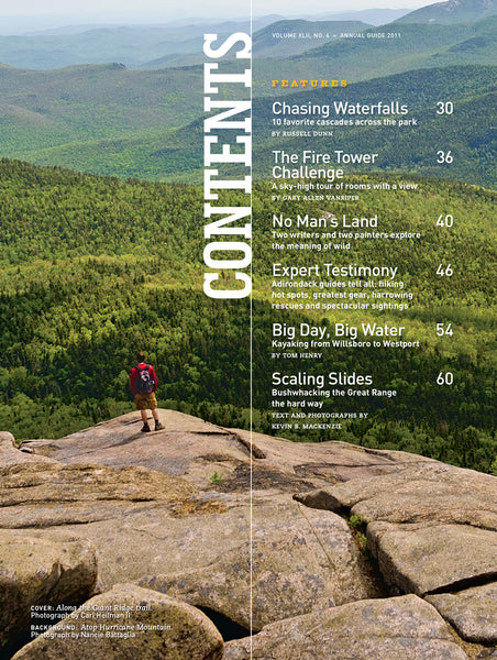 Adirondack Life Back Issues - Annual Guide 2011