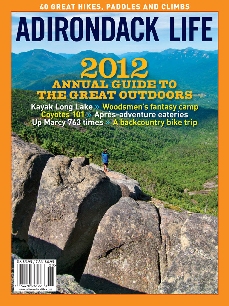 Adirondack Life Back Issues - Annual Guide 2012