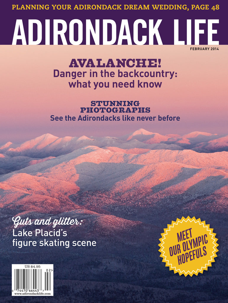 January/February 2014 issue - Avalanches