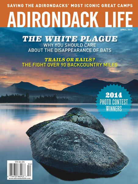 March/April 2014 issue - Disappearing Bats