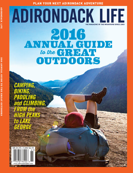Adirondack Life Back Issue - Annual Guide 2016