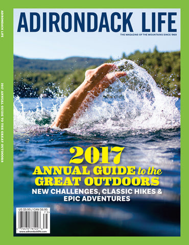 Adirondack Life Back Issue - Annual Guide 2017