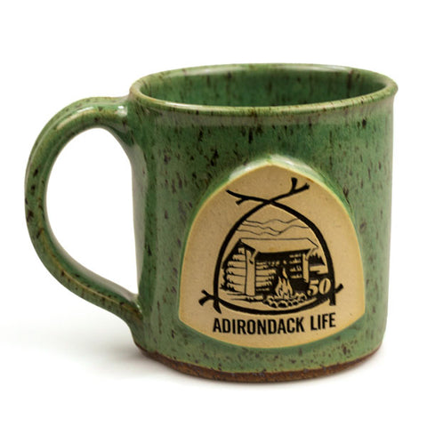 50th Anniversary Lean-to Mug