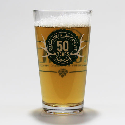 Anniversary Pint Glasses