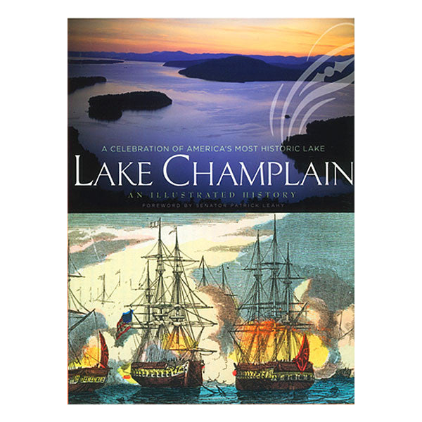 Lake Champlain Book