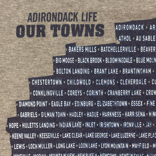 Our Towns T-shirt