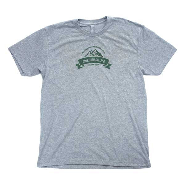 Gray Mountains T-shirt - Men's