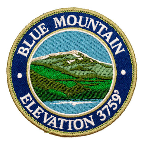 Blue Mountain Patch