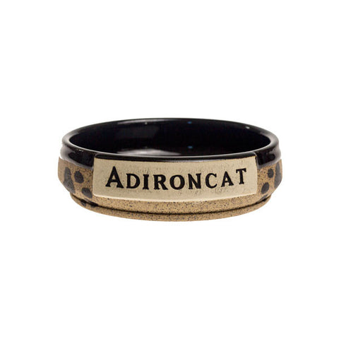 Adironcat Bowl - Black