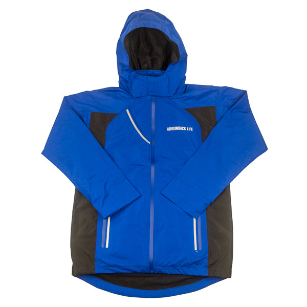 Blue Waterproof Raincoat
