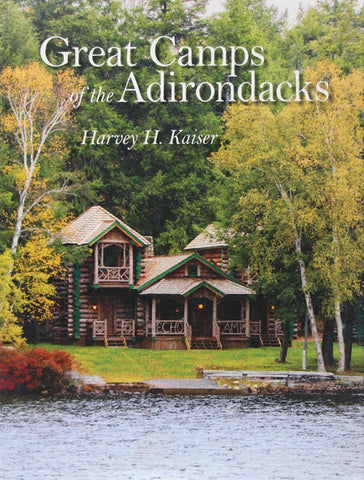 Great Camp of the Adirondacks