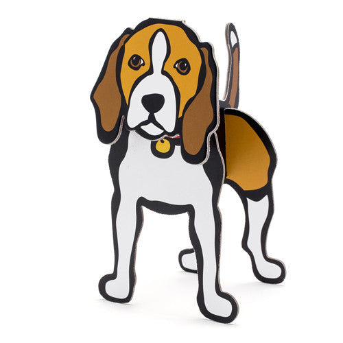 Beagle Pop-Out!