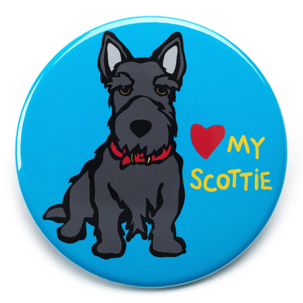Love my Scottie Magnet