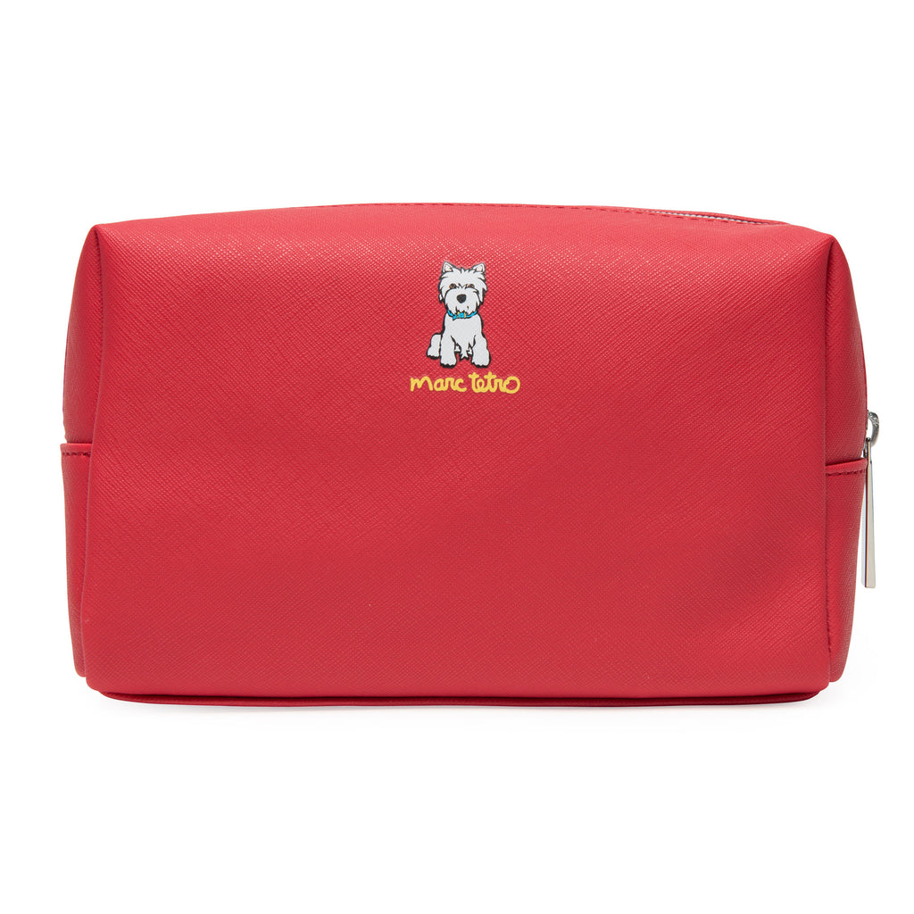 Westie Large Cosmetic Case