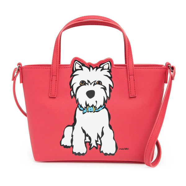 Westie Cross Body Bag