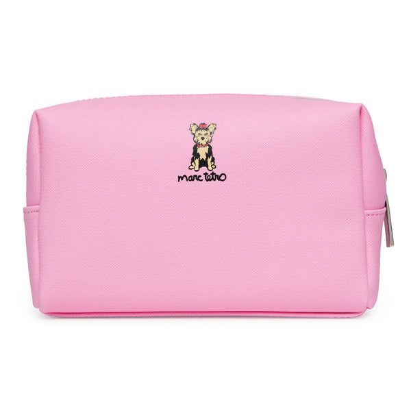 Yorkie Large Cosmetic Bag
