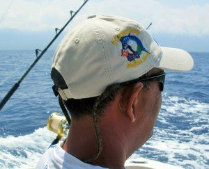 Hawaiian Billfish Series Logo Cap
