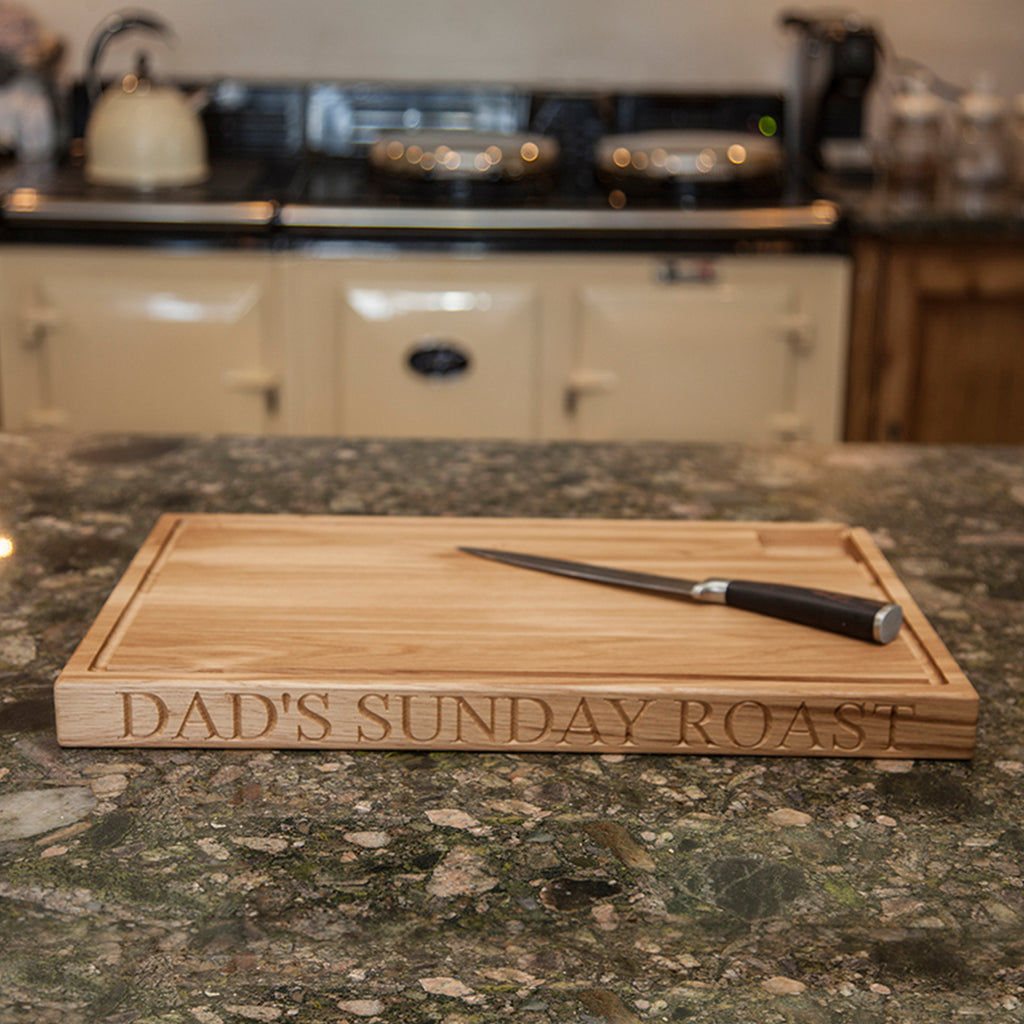 Three novel personalised Father's Day gifts