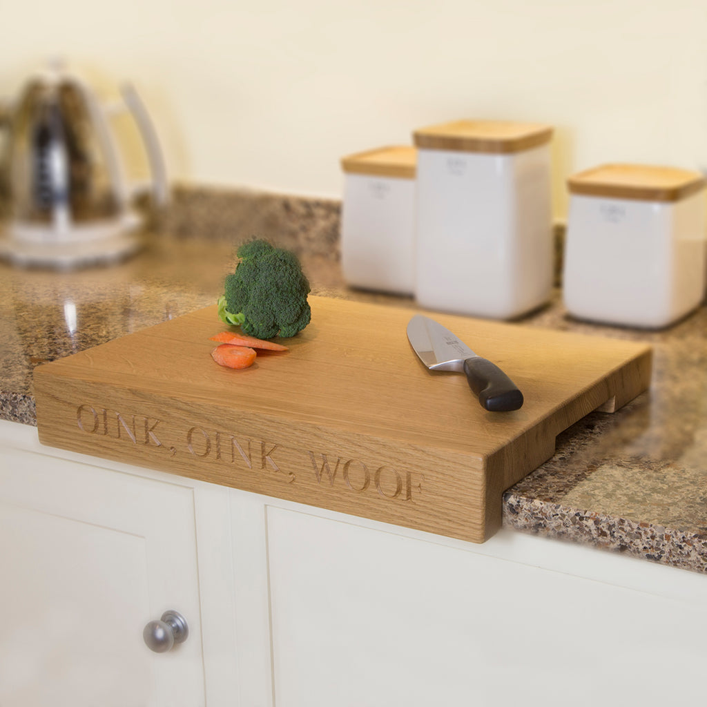 Personalised wooden boards: how to care for yours