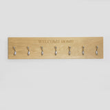 Coat Rack - The Engraved Oak Company