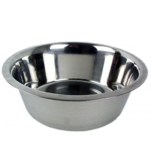 Large Stainless Steel Dog Bowl - The Engraved Oak Company