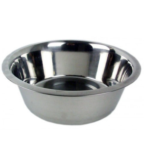 Large Stainless Steel Dog Bowl