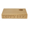 Egg & Soldier Tray - The Engraved Oak Company