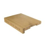 X-Large Lipped Chopping Board - The Engraved Oak Company