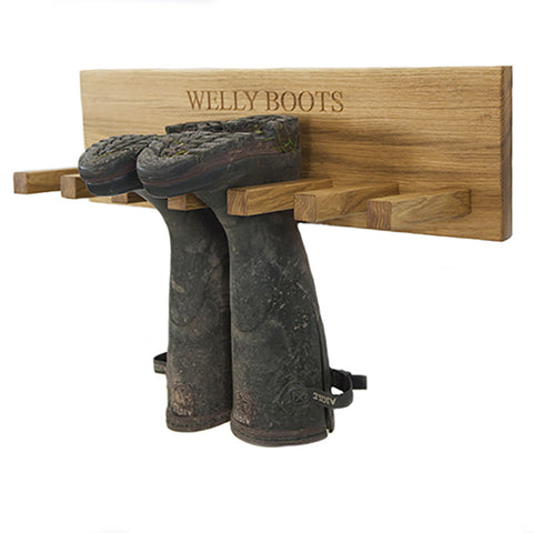 Welly Boot Rack