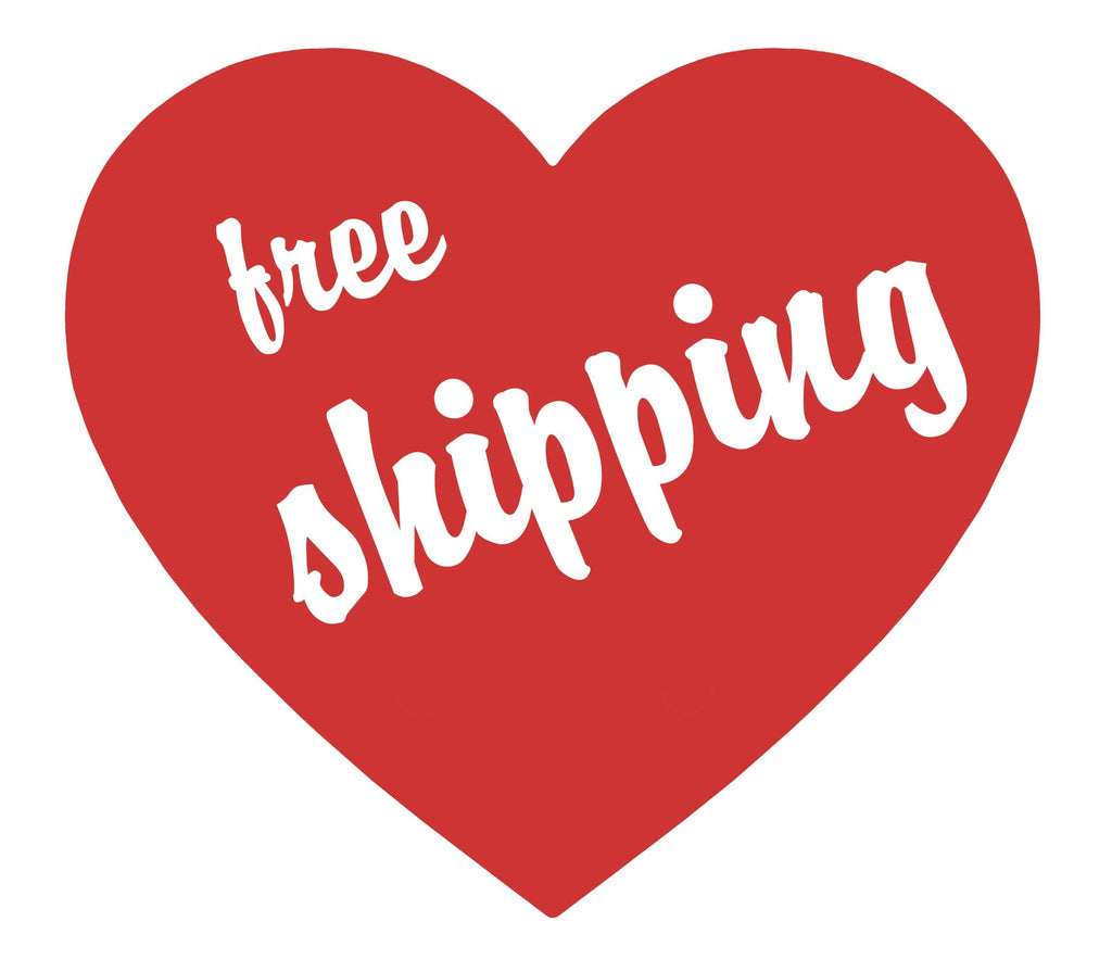 FREE SHIPPING WITHIN THE U.S!