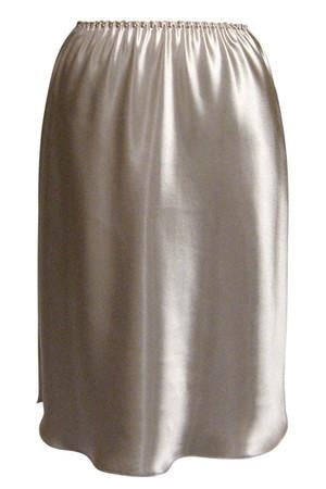 "25"" Plus Curves Satin Half Slip  STYLE# 352-25"