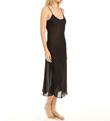 "Sheer Double Georgette 30"" Bias Cut Full Slip 30"""