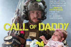 Call of Daddy Hilton Head Monthly | Tactical Baby Gear