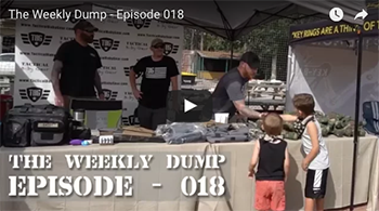 The Weekly Dump | Nine Line Foundation's Run Ep. 018