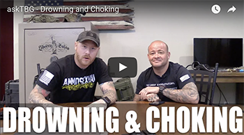 Drowning and Choking | Talking with Firefighter Jason