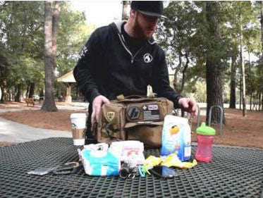 2-Minute Tactical Diaper Bag Checklist