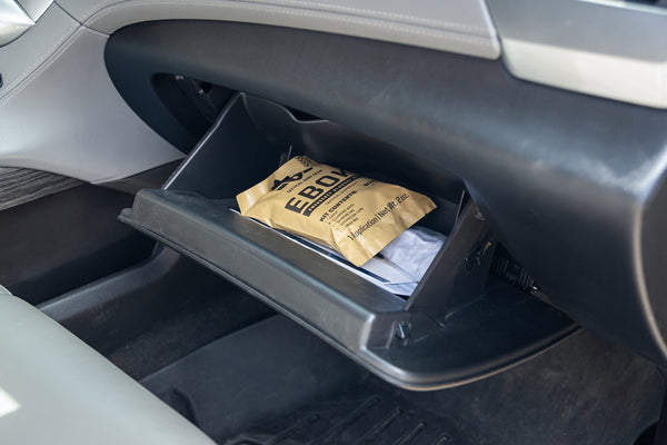 EBOK in glove box